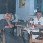 Από αριστερά: Σεμερτζίδης Πολύκαρπος, Σεμερτζίδης Ιωάννης