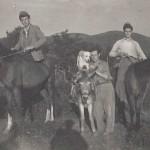 Από αριστερά: Κοτζαμανίδης Ζαχαρίας, Αμοιρίδης Νεόφυτος, Καραβασίλης Ματθαίος