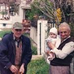 Από αριστερά: Καραβασίλης Ανδρέας, Ασλανίδης Θεοχάρης