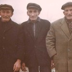 Από αριστερά: Ασλανίδης Αναστάσιος, Ασλανίδης Παρασκευάς, Ασλανίδης Χαράλαμπος
