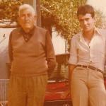 Από αριστερά: Σεμερτζίδης Ιωάννης, Σεμερτζίδης