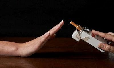 Τσιγάρο.Τελείωσα με αυτό