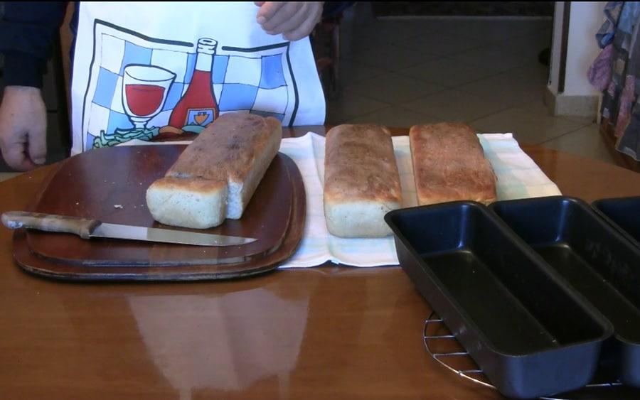 Ψωμί Σπιτικό με Προζύμι