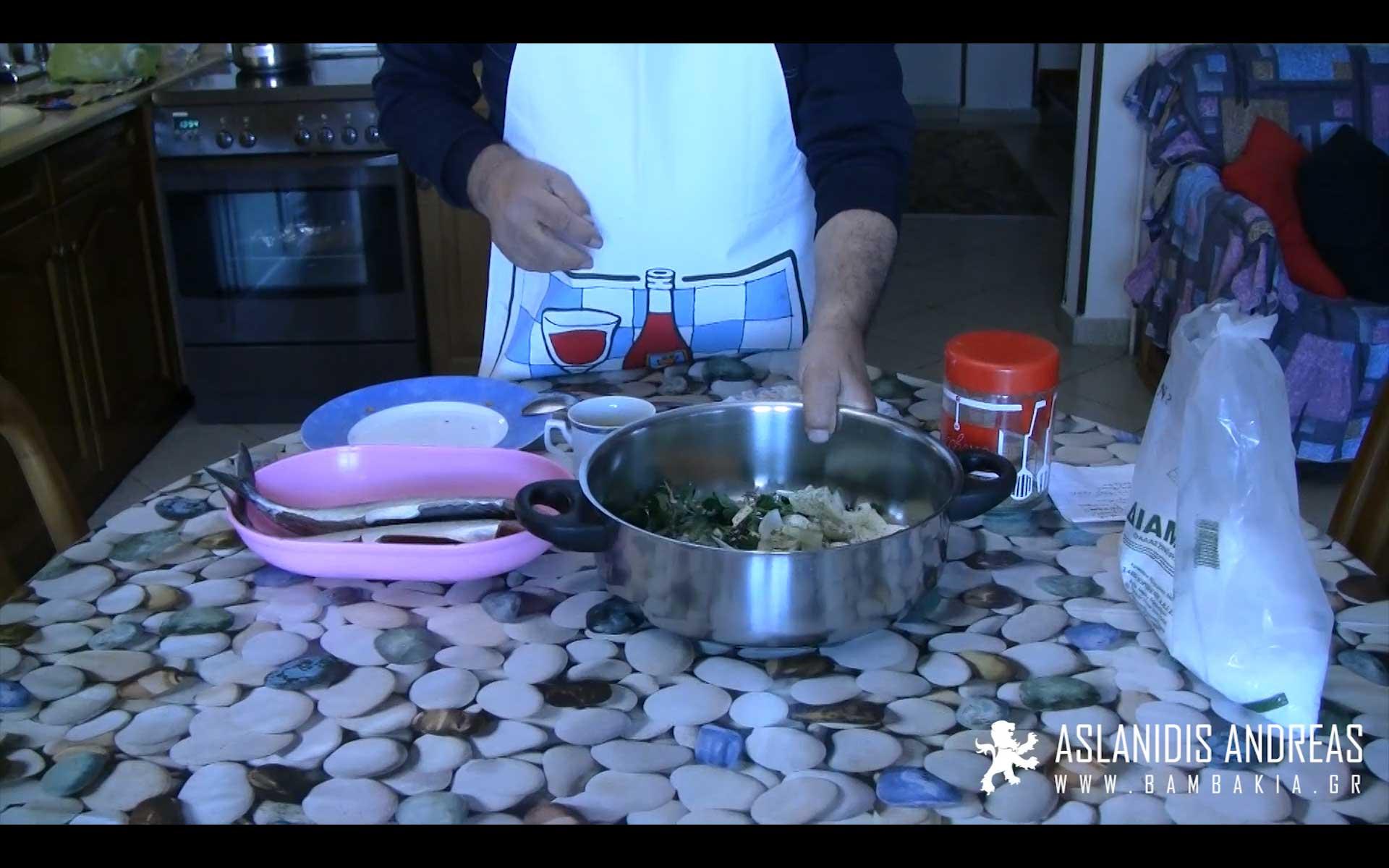 Σκουμπρί Μαριναρισμένο – Ουζομεζές